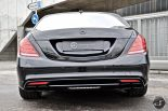 Mercedes W222 S63 AMG Black Series Tuning 28 155x103 Mercedes S63 AMG Black Series mit 700PS vom Tuner DS