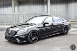 Mercedes W222 S63 AMG Black Series Tuning 4 155x103 Mercedes S63 AMG Black Series mit 700PS vom Tuner DS