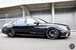 Mercedes W222 S63 AMG Black Series Tuning 5 155x103 Mercedes S63 AMG Black Series mit 700PS vom Tuner DS
