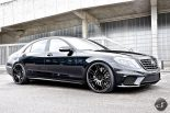 Mercedes W222 S63 AMG Black Series Tuning 6 155x103 Mercedes S63 AMG Black Series mit 700PS vom Tuner DS