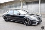 Mercedes W222 S63 AMG Black Series Tuning 7 155x103 Mercedes S63 AMG Black Series mit 700PS vom Tuner DS