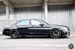 Mercedes W222 S63 AMG Black Series Tuning 8 155x103 Mercedes S63 AMG Black Series mit 700PS vom Tuner DS