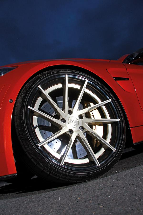 Motorsport Moritz BMW M4 F82 YP Forged 3.2 Carbon Tuning 8 Motorsport Moritz   BMW M4 F82 auf YP Forged 3.2 Felgen