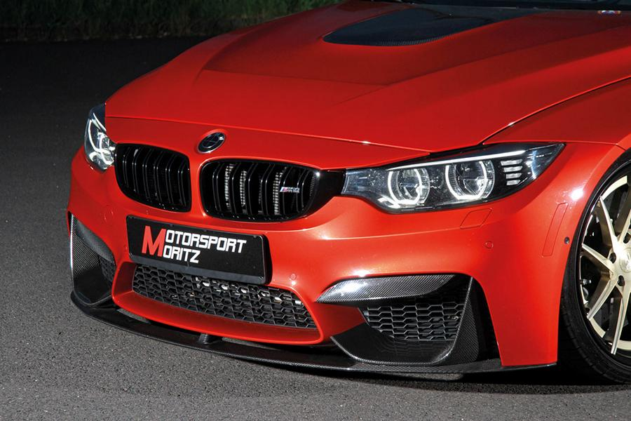 Motorsport Moritz BMW M4 F82 YP Forged 3.2 Carbon Tuning 9 Motorsport Moritz   BMW M4 F82 auf YP Forged 3.2 Felgen