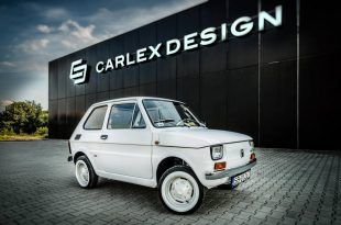 One of One Fiat 126p Carlex Interieur Tom Hanks 2 310x205 One of One   Fiat 126p mit Carlex Interieur für Tom Hanks