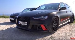 PP Performance Audi RS6 C7 Avant 750 PS 310x165 Video: PP Performance Audi RS6 C7 Avant mit 750 PS