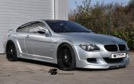 PRIOR DESIGN PD550 Widebody Kit BMW E63 E64 Tuning 1 190x119 Fotostory: BMW E63 / E64 mit 2 x Prior Design Bodykit