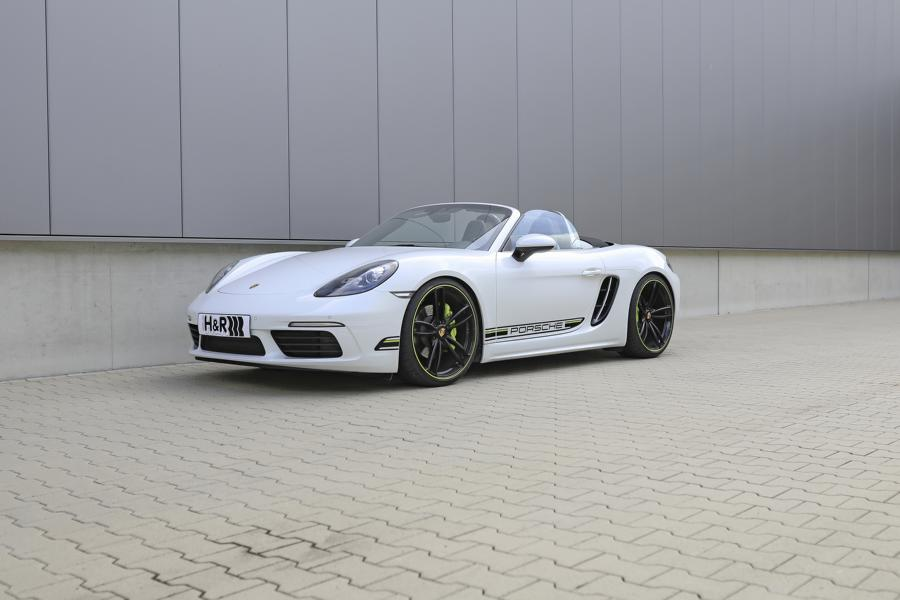 porsche cayman boxster 718 mit mehr biss dank h r magazin. Black Bedroom Furniture Sets. Home Design Ideas