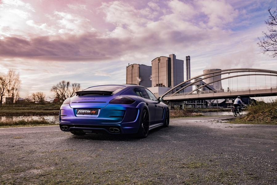 Porsche Panamera PD 600 Widebody Tuning fostla 11 Fett   Porsche Panamera PD 600 Widebody by fostla.de