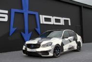 Posaidon E63 AMG RS 850 W212 Tuning Camouflage 11 190x127 Ohne Worte   Mercedes E63 AMG mit 1.090PS by Posaidon