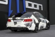 Posaidon E63 AMG RS 850 W212 Tuning Camouflage 2 190x127 Ohne Worte   Mercedes E63 AMG mit 1.090PS by Posaidon