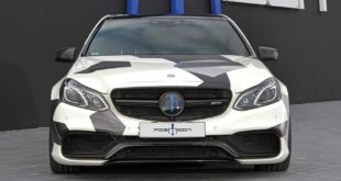 Posaidon E63 AMG RS 850 W212 Tuning Camouflage 7 310x165 POSAIDON Evolution One   die erste mehrteilige Vollcarbon Felge