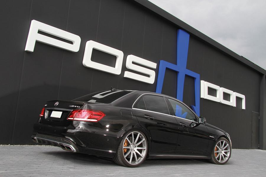 Posaidon Mercedes W212 E63 AMGs 850 Tuning 10 Ohne Worte   Mercedes E63 AMG mit 1.090PS by Posaidon