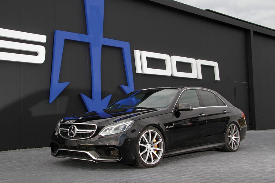 Posaidon Mercedes W212 E63 AMGs 850 Tuning 4 Ohne Worte   Mercedes E63 AMG mit 1.090PS by Posaidon