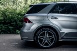 Renegade Design Bodykit BMW X5M F85 Mercedes GLE W166 SUV 1 155x103 Top   Mercedes Benz GLE SUV (W166) mit Renegade Bodykit