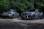 Renegade Design Bodykit BMW X5M F85 Mercedes GLE W166 SUV 10 155x103 Top   Mercedes Benz GLE SUV (W166) mit Renegade Bodykit