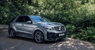 Renegade Design Bodykit BMW X5M F85 Mercedes GLE W166 SUV 2 310x165 Top   Mercedes Benz GLE SUV (W166) mit Renegade Bodykit