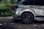 Renegade Design Bodykit BMW X5M F85 Mercedes GLE W166 SUV 22 155x103 Top   Mercedes Benz GLE SUV (W166) mit Renegade Bodykit