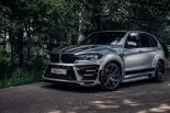 Renegade Design Bodykit BMW X5M F85 Mercedes GLE W166 SUV 24 155x103 Top   Mercedes Benz GLE SUV (W166) mit Renegade Bodykit