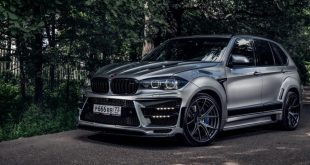 Renegade Design Bodykit BMW X5M F85 Mercedes GLE W166 SUV 24 310x165 Dezent: Renegade Design Bodykit am Maserati Levante