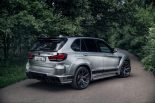 Renegade Design Bodykit BMW X5M F85 Mercedes GLE W166 SUV 30 155x103 Top   Mercedes Benz GLE SUV (W166) mit Renegade Bodykit