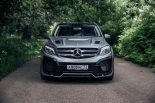 Renegade Design Bodykit BMW X5M F85 Mercedes GLE W166 SUV 31 155x103 Top   Mercedes Benz GLE SUV (W166) mit Renegade Bodykit
