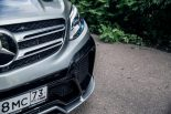 Renegade Design Bodykit BMW X5M F85 Mercedes GLE W166 SUV 32 155x103 Top   Mercedes Benz GLE SUV (W166) mit Renegade Bodykit