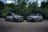 Renegade Design Bodykit BMW X5M F85 Mercedes GLE W166 SUV 8 155x103 Top   Mercedes Benz GLE SUV (W166) mit Renegade Bodykit