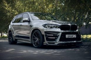 Renegade Design Wide Bodykit BMW X5 M F15 F85 Tuning 2 1 310x205 Die Alternative   Renegade Design Bodykit am BMW X5