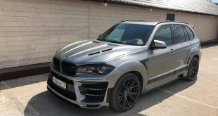 Renegade Design Wide Bodykit BMW X5 M F15 F85 Tuning 5 310x165 Die Alternative   Renegade Design Bodykit am BMW X5