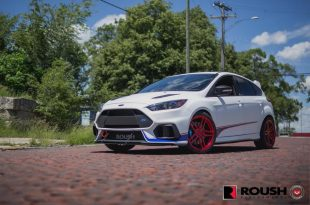 Roush Performance Ford Focus RS Vossen HC 1 Tuning 19 310x205 Roush Performance Ford Focus RS auf Vossen HC 1 Felgen