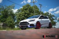 Roush Performance Ford Focus RS Vossen HC 1 Tuning 7 190x127 Roush Performance Ford Focus RS auf Vossen HC 1 Felgen