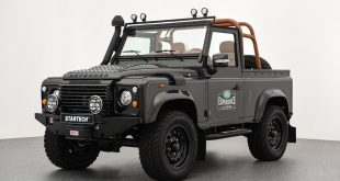 Startech Land Rover Defender Leder Interieur 1 310x165 Project Tuki   Old School Landi von East Coast Defender