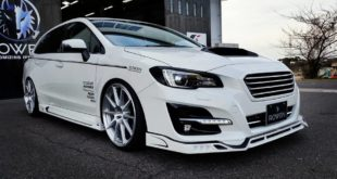 Subaru Levorg RR 2018 Tuning Rowen International 1 310x165 Fertig   Subaru Levorg RR vom Tuner Rowen International