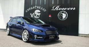 Subaru Levorg RR Tuning Rowen International Bodykit 1 310x165 Fertig   Toyota C HR RR mit Rowen International Bodykit