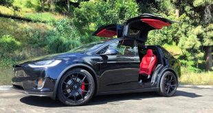 T Sportline Tesla Model X Bentley Interieur 18 310x165 Mega edel   T Sportline Tesla Model X mit Bentley Interieur