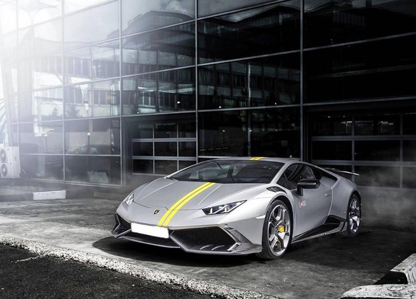 Tuning Empire Carbon Bodykit Lamborghini Huracan 2 Tuning Empire Carbon Bodykit am Lamborghini Huracan