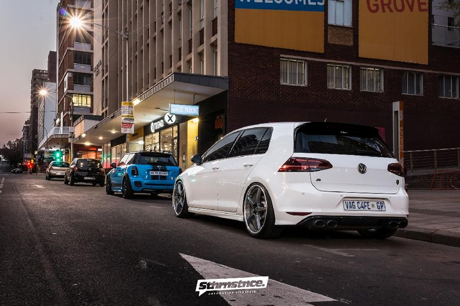 Vw Golf R500 Mk7 2017 Tuning Oz Kw 15 Tuningblog Eu Magazin