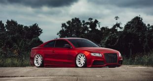 Vossen Wheels VWS 1 Audi A5 S5 Coupe Airride 10 310x165 Extrem fett   SR66 Design Widebody Audi S5 Coupe (B8)