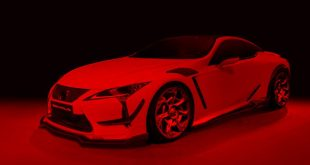Wald Internationale Bodykit Lexus LC500h Tuning 1 310x165 Vorschau: Wald Internationale Bodykit am Lexus LC500h