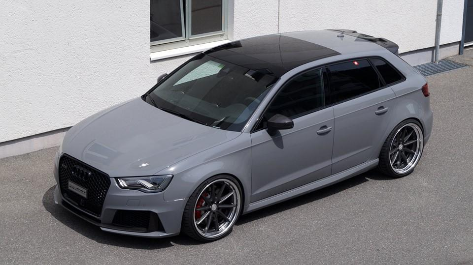 widebody audi rs3 8p tuning vossen vws1 5 magazine. Black Bedroom Furniture Sets. Home Design Ideas