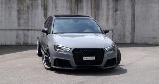 Widebody Audi RS3 8P Tuning Vossen VWS1 8 310x165 Perfekt   Audi RS3 Widebody auf Vossen Wheels by cartech
