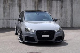 Widebody Audi RS3 8P Tuning Vossen VWS1 8 310x205 Perfekt   Audi RS3 Widebody auf Vossen Wheels by cartech