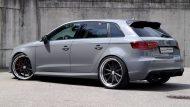 Widebody Audi RS3 8P Tuning Vossen VWS1 9 190x107 Perfekt   Audi RS3 Widebody auf Vossen Wheels by cartech