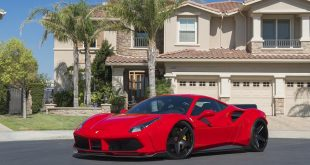 Widebody Ferrari 488 GTB Forgiato Wheels Tuning 2 310x165 RDB LA auto shop   Widebody Ferrari 488 GTB auf Forgiatos