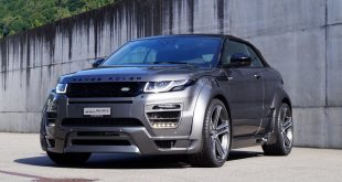 Widebody Range Rover Evoque Cabrio 22 Z%C3%B6llern 1 310x165 Akzente   Tesla Model S auf Vossen Wheels by cartech.ch