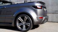 Widebody Range Rover Evoque Cabrio 22 Zöllern 10 190x107 Hamann Widebody Range Rover Evoque Cabrio auf 22 Zöllern