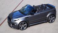 Widebody Range Rover Evoque Cabrio 22 Zöllern 11 190x107 Hamann Widebody Range Rover Evoque Cabrio auf 22 Zöllern