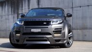 Widebody Range Rover Evoque Cabrio 22 Zöllern 2 190x107 Hamann Widebody Range Rover Evoque Cabrio auf 22 Zöllern