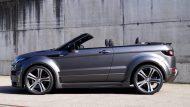 Widebody Range Rover Evoque Cabrio 22 Zöllern 6 190x107 Hamann Widebody Range Rover Evoque Cabrio auf 22 Zöllern